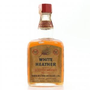 White Heather De Luxe 1960s / Rinaldi Import