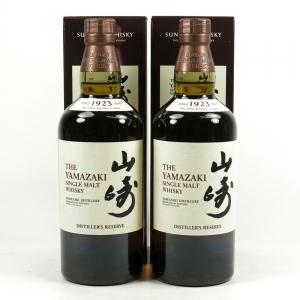 Yamazaki Distiller's Reserve 2 x 70cl