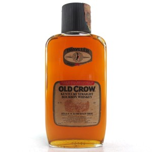 Old Crow 6 Year Old Traveler Bourbon 1970s
