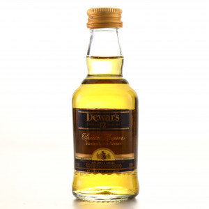 Dewar's 12 Year Old Special Reserve Miniature