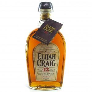 Elijah Craig 12 Year Old Single Barrel / Adam Acquistapace