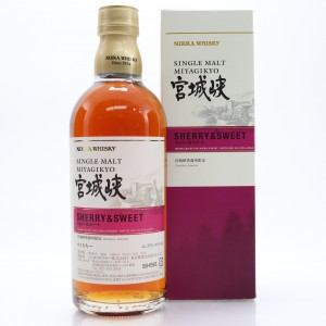 Miyagikyo Sherry and Sweet 50cl / Distillery Exclusive