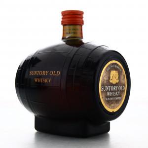 Suntory Old Whisky Barrel Decanter