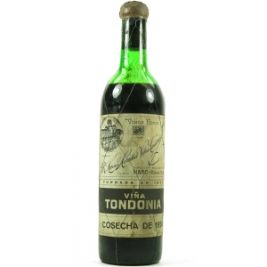 R. Lopez de Heredia Vina Tondonia Gran Reserva, Rioja DOCa 1954