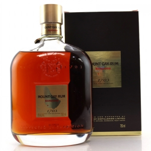 Mount Gay 1703 Old Cask Selection 75cl / US Import