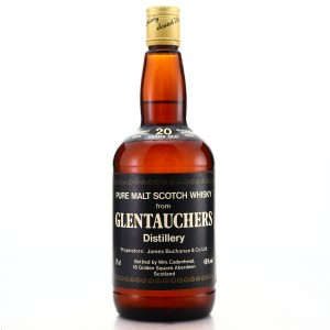Glentauchers 1965 Cadenhead's 20 Year Old