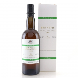 Ben Nevis 1990 Drop by Drop 26 Year Old / Velier 70th Anniversary