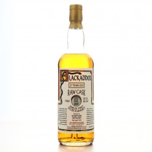 Bowmore 1973 Blackadder 27 Year Old Raw Cask 75cl / US Import