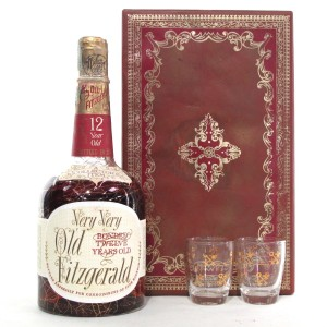 Very Very Old Fitzgerald 1953 Bonded 12 Year Old 100 Proof / Stitzel-Weller