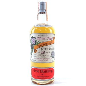 Bowmore 1985 Silver Seal 16 Year Old / First Bottling