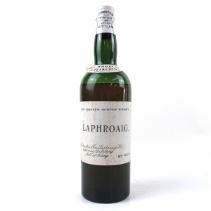 Laphroaig 10 Year Old D.Johnston and Co. Circa 1940s