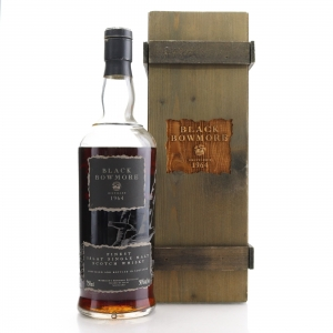 Bowmore 1964 Black Bowmore 29 Year Old 1st Edition / US Import