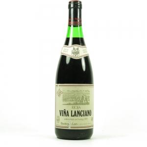 Bodegas Lan Rioja Gran Reserva Vina Lanciano 1970