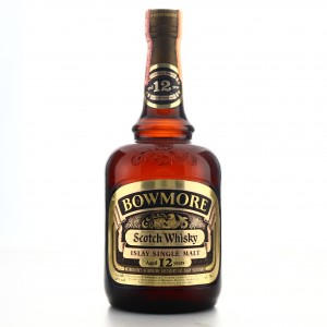 Bowmore 12 Year Old 1980s / Soffiantino Import