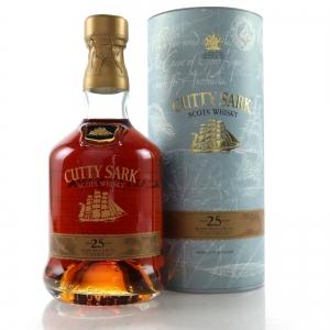 Cutty Sark 25 Year Old