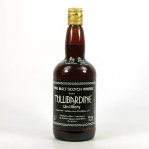 Tullibardine 1965 Cadenhead's 13 Year Old Front