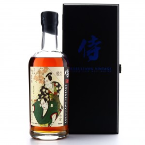 Karuizawa 1984 30 Year Old Single Cask #6432 / Samurai