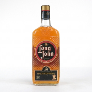 Long John 12 Year Old Blend 1980s