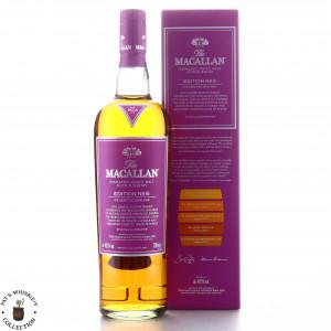 Macallan Edition No.5
