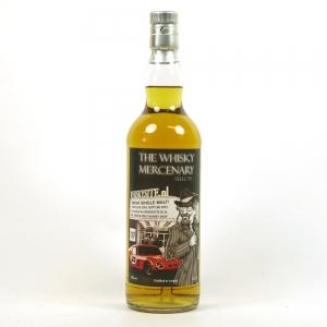 Irish Single Malt 1991 The Whisky Mercenary 24 Year Old