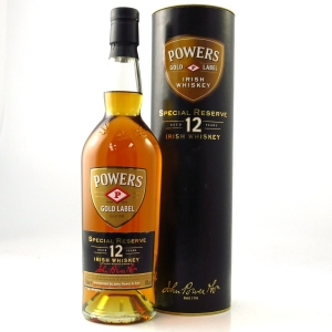 Powers 12 Year Old Gold Label Special Reserve