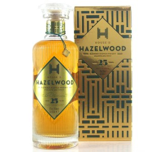House of Hazelwood 25 Year Old 50cl