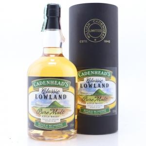 Lowland Classic Cadenhead's Pure Malt