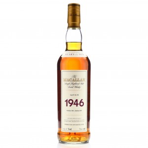 Macallan 1946 Fine and Rare 56 Year Old #46/3M