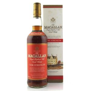 Macallan Cask Strength 57.4% 75cl