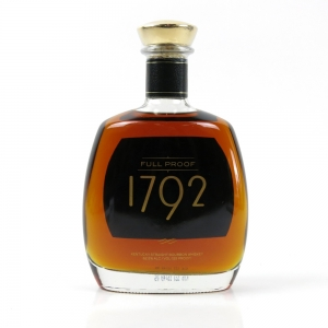 Barton 1792 Full Proof Kentucky Straight Bourbon