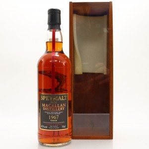 Macallan 1967 Gordon and MacPhail Speymalt