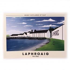 Laphroaig Print