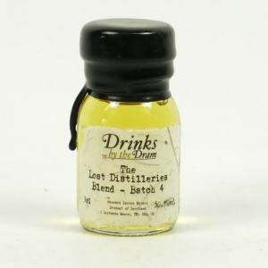 Lost Distilleries Blend Batch 4 3cl