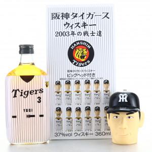 Hanshin Tigers Mercian 2003 Team Figurine 36cl / Yagi