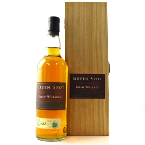 Green Spot 10 Year Old Irish Whiskey / 2005 Release