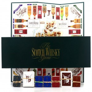The Scotch Whisky Board Game 1980s