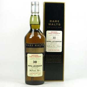 Royal Lochnagar 1974 Rare Malt 30 Year Old