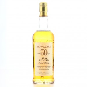 Islay Legend Bowmore 30th Anniversary Scotch Whisky