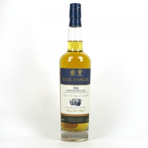 Blue Hanger 8th Release The Whisky Shop