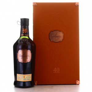 Glenfiddich 40 Year Old Rare Collection Release No.15