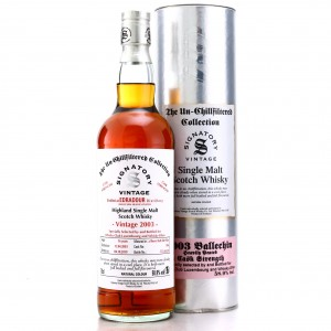 Edradour 2003 Signatory Vintage 16 Year Old / Whisky Club Luxembourg & Whisky-Elfen