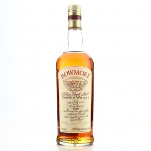 Bowmore 1969 25 Year Old 75cl / US Import