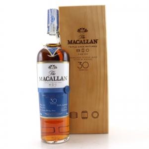 Macallan 30 Year Old Fine Oak