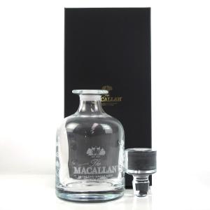 Macallan Glass Decanter