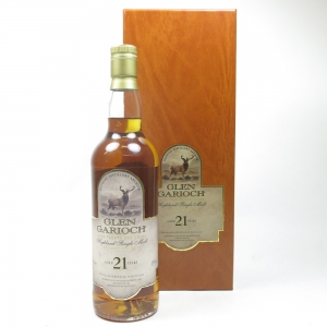 Glen Garioch 21 Year Old Front