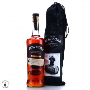 Bowmore 1998 Hand Filled 15 Year Old Cask #32162 / 1st Fill Bordeaux