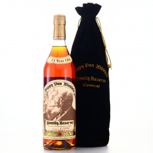 Pappy Van Winkle 23 Year Old Family Reserve 2015
