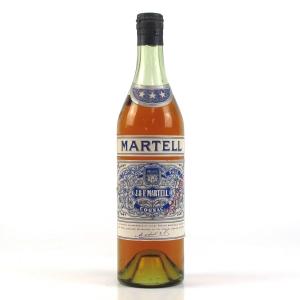 Martell 3 Star Cognac 1960s