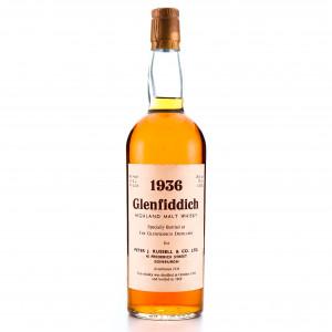 Glenfiddich 1936 Peter J Russell