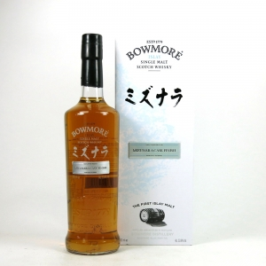 Bowmore Mizunara Cask Finish